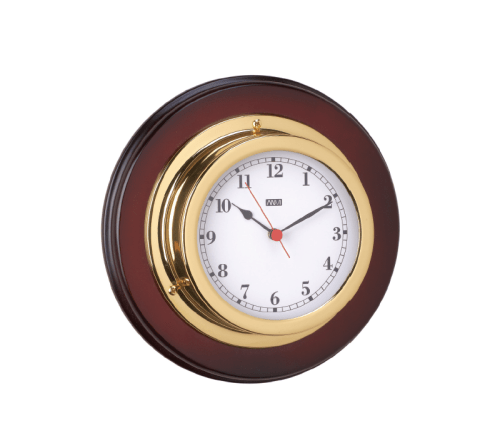 Reloj pared náutico