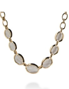 collar gold steel