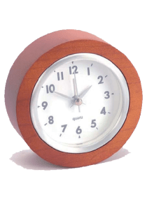 reloj despertador decorativo