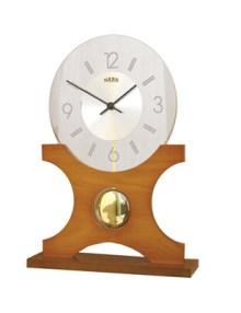 reloj sobremesa cristal