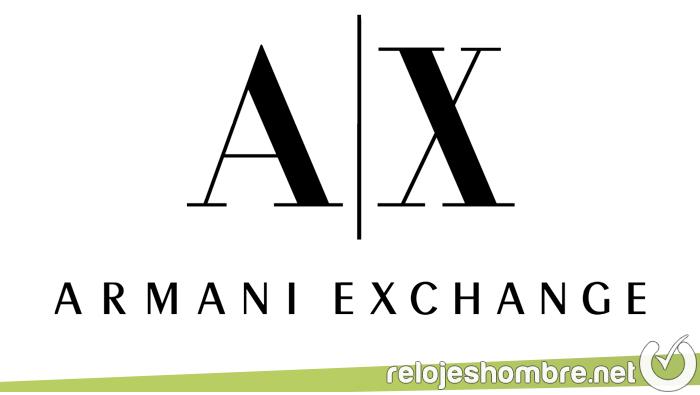 Relojes Armani Exchange para hombre