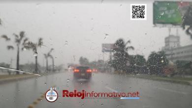 Photo of Vaguada seguirá provocando aguaceros sobre el país