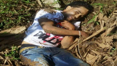 Photo of Encuentran una persona muerta con las manos amarrada y impacto de balas