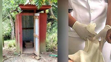 Photo of Hombre sufre quemadura de 1er y 2do grado al explotar una letrina en Arenoso