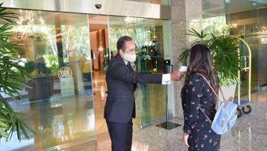 Photo of Verifican aplicación de protocolo en hoteles y otras empresas turísticas