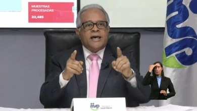 Photo of Ministro de Salud explota: la culpa del pico de contagio no es de las autoridades sino de la indisciplina social