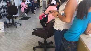 Photo of Oficinas de pasaporte en montecristi, no de respeta el distanciamiento social