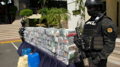 Photo of AUTORIDADES INCAUTAN 297 PAQUETES PRESUMIBLEMENTE COCAÍNA EN COSTAS PROVINCIA LA ALTAGRACIA