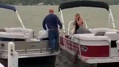 Photo of VIDEO: Una propuesta de matrimonio con un desenlace inesperado