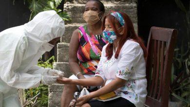 Photo of República Dominicana acumula 112,209 casos y 2,105 muertes por coronavirus