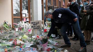 Photo of Nueve detenidos por la decapitación del profesor de historia en Francia