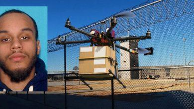 Photo of Un exreo dominicano es acusado de enviar drogas, celulares y jeringas con drones a prisión federal