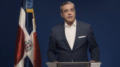 Photo of Presidente Luis Abinader hablará al país este jueves