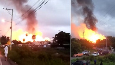 Photo of Planta de gas explota en Licey al Medio