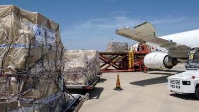 Photo of Llega a Venezuela avión con 32 toneladas de ayuda internacional con dotación médica