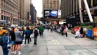 Photo of Nueva York estima que no recuperará su turismo por completo hasta 2025