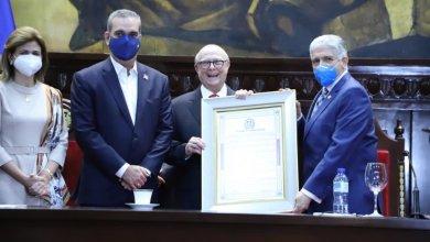Photo of El Senado reconoce a Hipólito Mejía por sus aportes a la agropecuaria de la RD