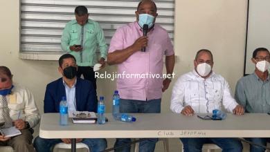 Photo of SENADOR MORENO ARIAS SE REÚNE CON SECTOR GANADERO DE LA PROVINCIA MONTECRISTI.