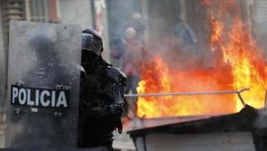 Photo of Investigarán muerte de 9 jóvenes en incendio en estación policial colombiana