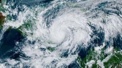 Photo of La tormenta Theta rompe el récord de la temporada atlántica de 2005