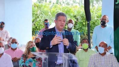 Photo of Leonel Fernández: «El PLD se emborrachó de poder y por eso está pasando situaciones difíciles»