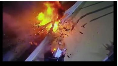 Photo of Fórmula Uno se parte en dos durante aparatoso accidente (video)