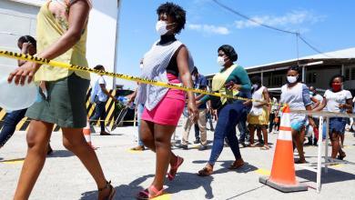 Photo of Haití dice llegada personas desde RD y EE.UU. le agrava problema COVID