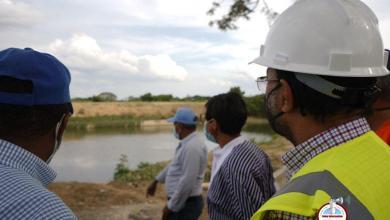 Photo of INDRHI inspecciona obras para optimizar el riego en Montecristi