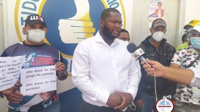 Photo of En Montecristi DJ Cristian encabeza reclamo de empleos al gobierno Dominicano