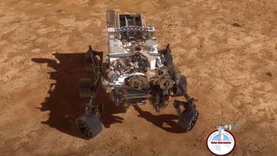 Photo of El rover Perseverance de la NASA aterriza en el cráter Jezero de Marte