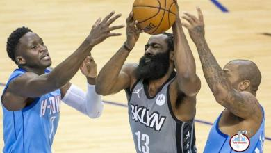 Photo of Harden logra triple-doble en su regreso a Houston