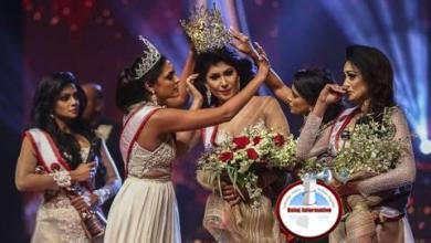 Photo of Arrestan a miss que arrancó la corona a la ganadora de Mrs Sri Lanka 2021