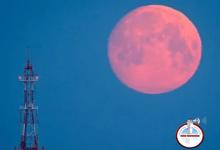 Photo of ¿Cuándo y dónde se puede ver la superluna rosa en RD?