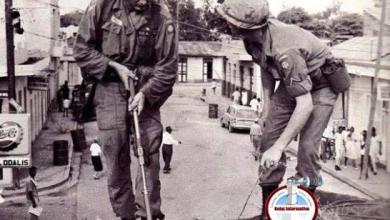 Photo of Boinas Verdes en la revolución de abril de 1965: un enfoque operacional