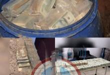 Photo of Encuentran millones de dólares en un allanamiento en Monte Plata.