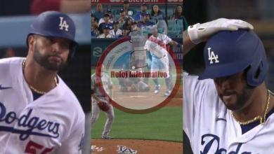Photo of Albert Pujols pega dos jonrones en fiesta de los Angeles Dodgers