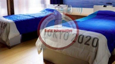 """Photo of Así son las camas """"anti sexo"""" diseñadas para atletas que participarán en Juegos Olímpicos de Tokio"""