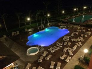 Pool vid Playa de Cura