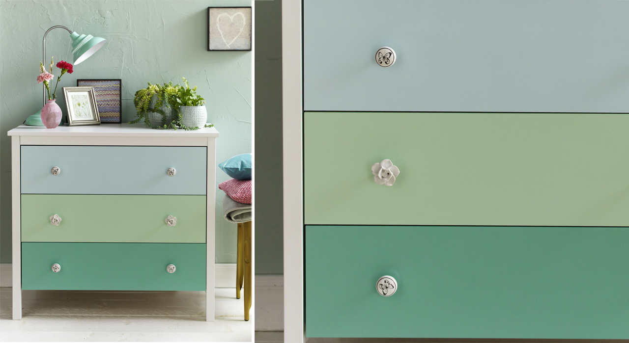 Exemples avantaprs commode  Relooker meubles