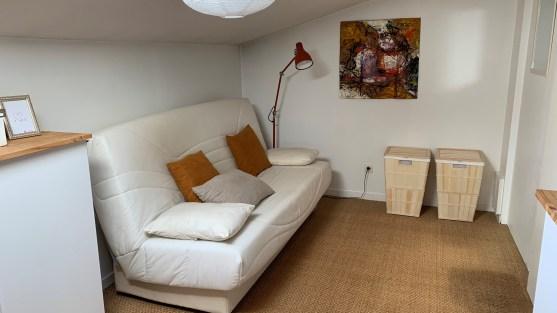 Défi Home Staging – Le bureau – Chambre d\'amis -