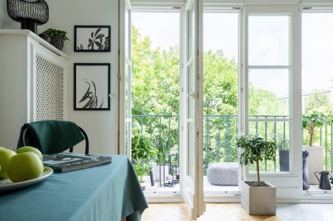 Home staging terrasse