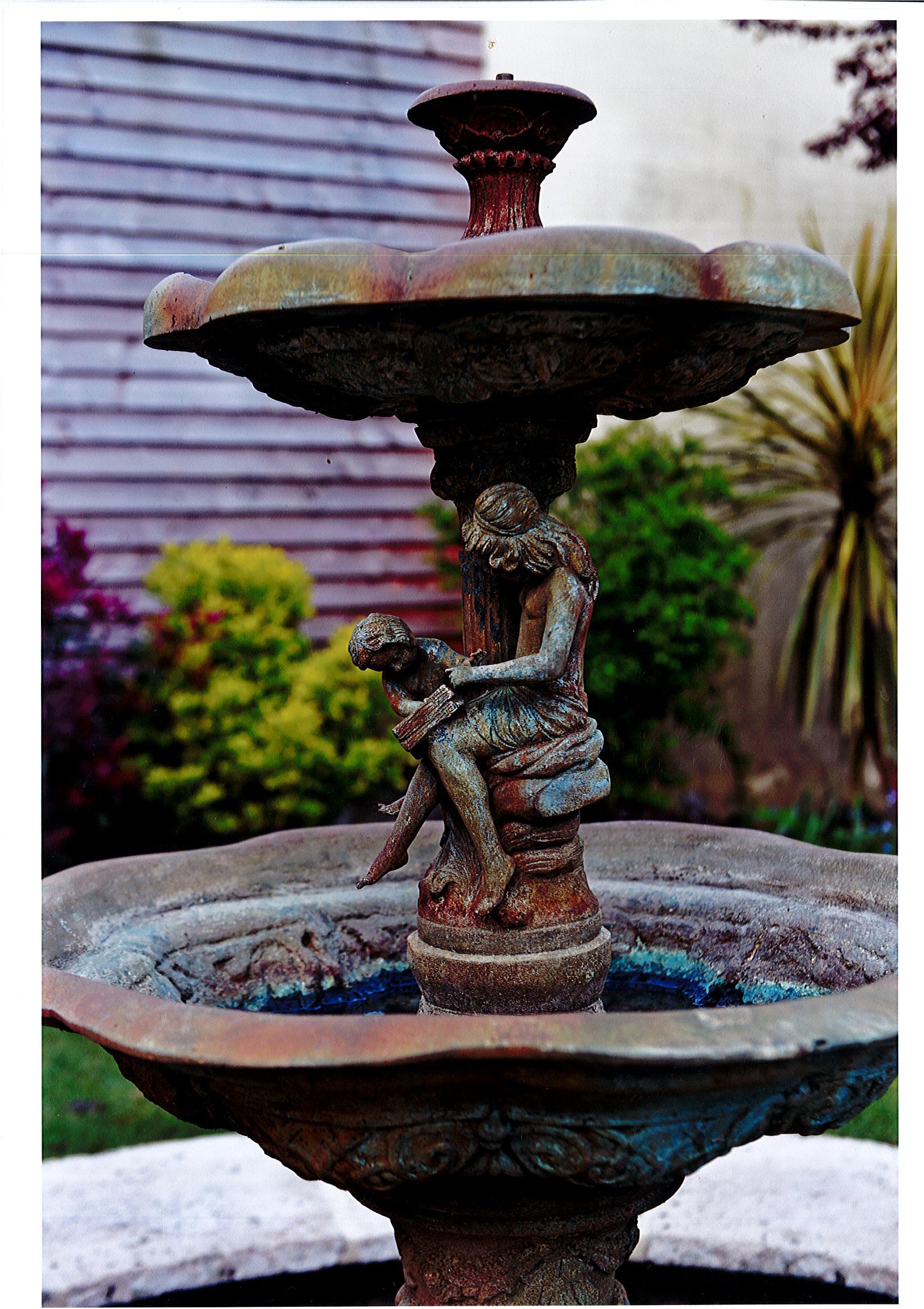 Fontaine De Jardin D Occasion | Nouveau 40 Fontaine Solaire ...