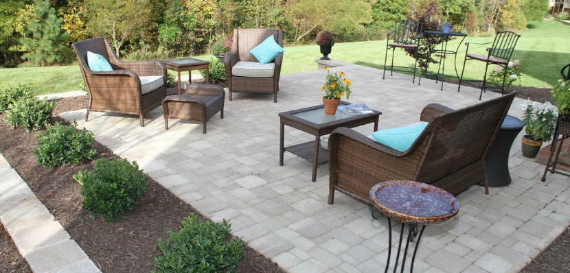 choose pavers for your hardscape patio
