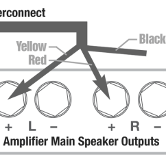 Speakon To Mono Jack Wiring Diagram Dual Starter Control Class D Amp Connection Methods Rel Acoustics Image1 Png