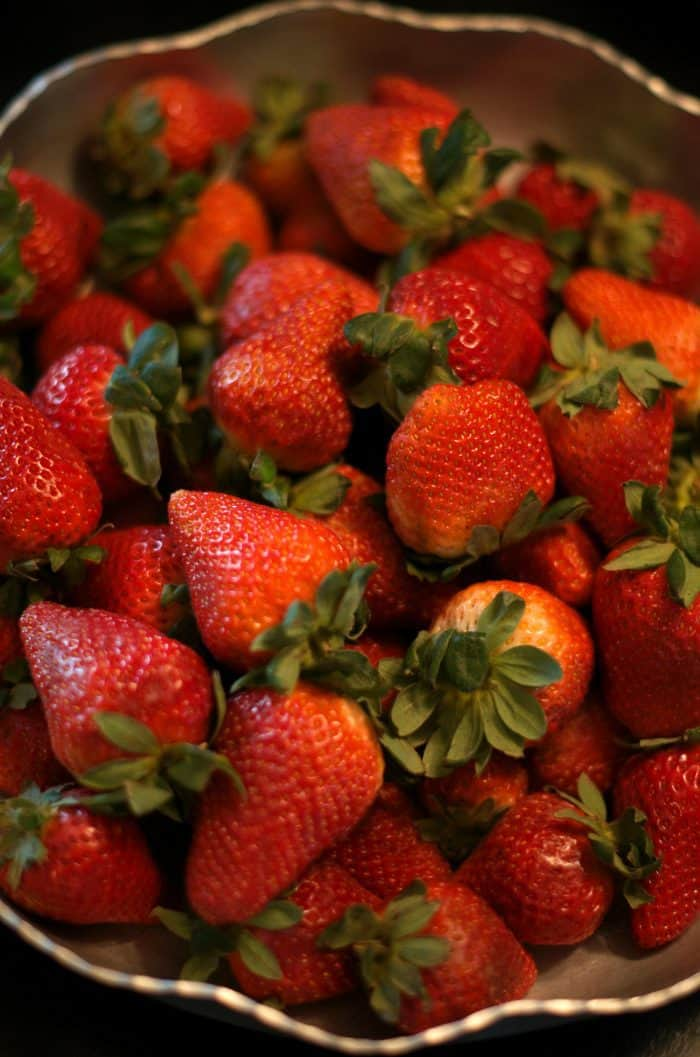 How To Store Fresh Picked Strawberries Reluctant Entertainer