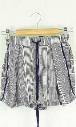 Angie Stripe Shorts S