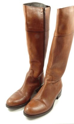 Browns' Leather  Knee High Boots 35