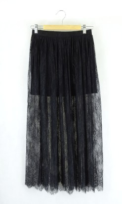 Forever 21 Lace Skirt Xs