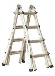 Vulcan Ladder USA ES-17T11G1, escalera multitarea