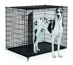 "Estuche para perros ""Ginormus"" de doble puerta Serie Midwest Solution"